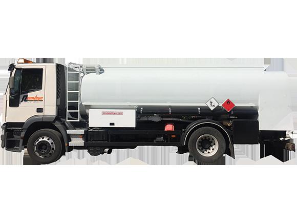 Diesel transport